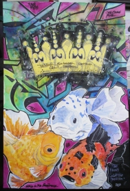 The Fish are Crowned