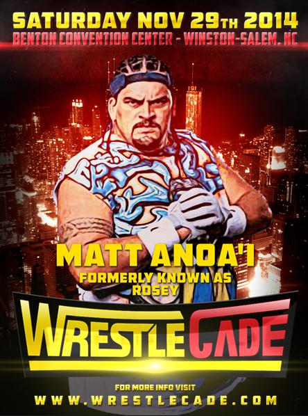 WrestleCade 2014