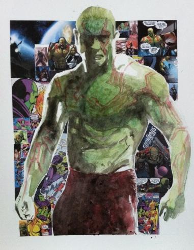 Batista as Drax