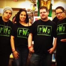 The FWO crew