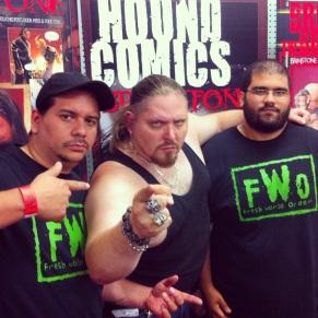 FWO & The Hound